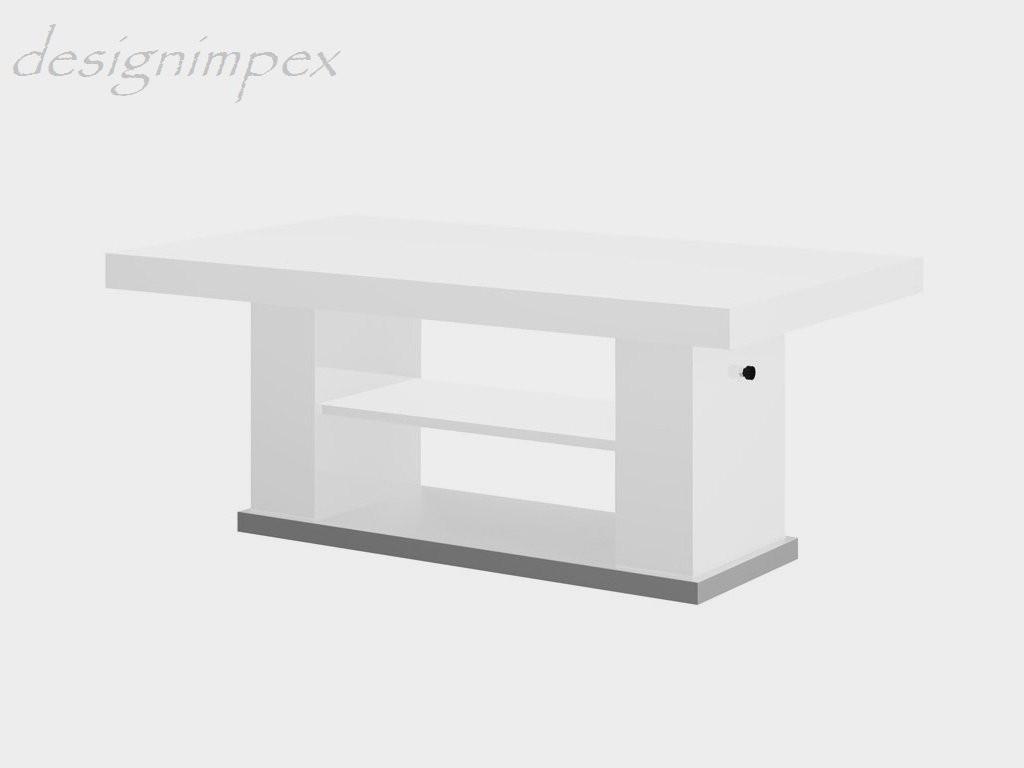 Tisch Cappuccino Hochglanz :  Hochglanz h?henverstellbar ausziehbar Tisch Hochglanzm?bel