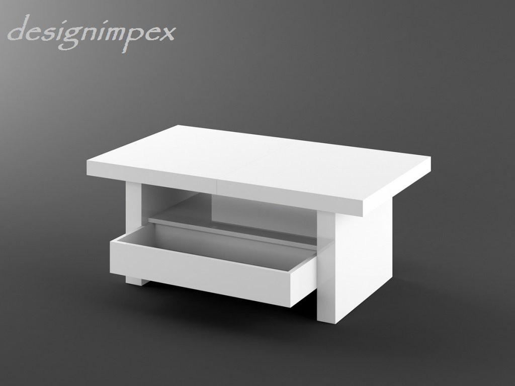 Couchtisch Weiß Schublade – sehremini