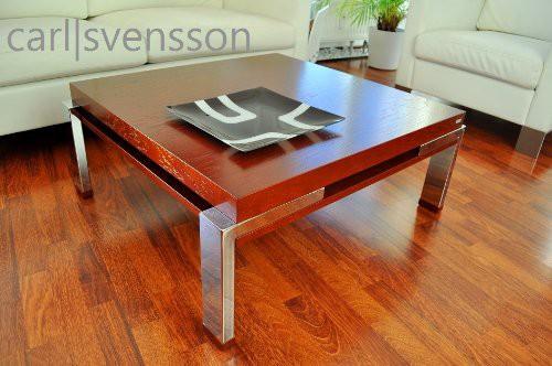 design couchtisch k 222 kirschbaum chrom carl svensson couchtische kirschbaum couchtische. Black Bedroom Furniture Sets. Home Design Ideas