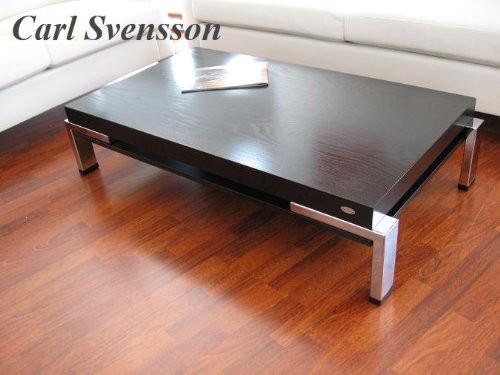 design couchtisch schwarz tisch wohnzimmertisch k 111
