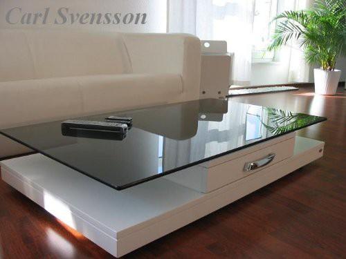 design couchtisch wei v 470 get ntes glas carl svensson neu couchtische wei e couchtische. Black Bedroom Furniture Sets. Home Design Ideas