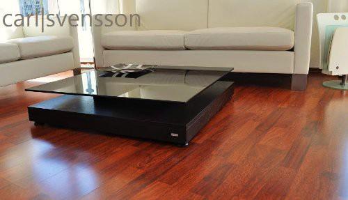 design couchtisch v 570 walnuss wenge get ntes glas carl. Black Bedroom Furniture Sets. Home Design Ideas