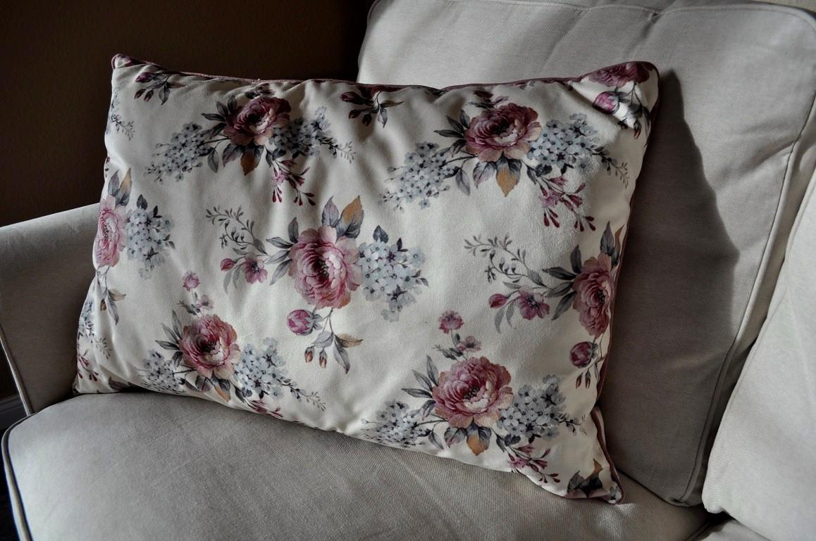 design dekokissen kissen mit f llung carl svensson rosa. Black Bedroom Furniture Sets. Home Design Ideas