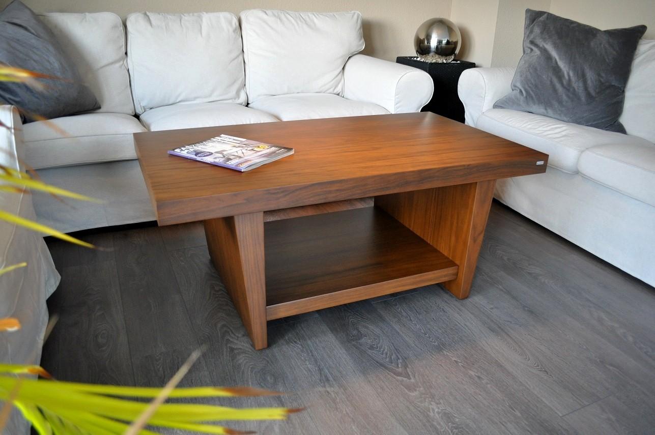 design couchtisch tisch t 111 walnuss nussbaum carl svensson neu couchtische nussbaum couchtische. Black Bedroom Furniture Sets. Home Design Ideas