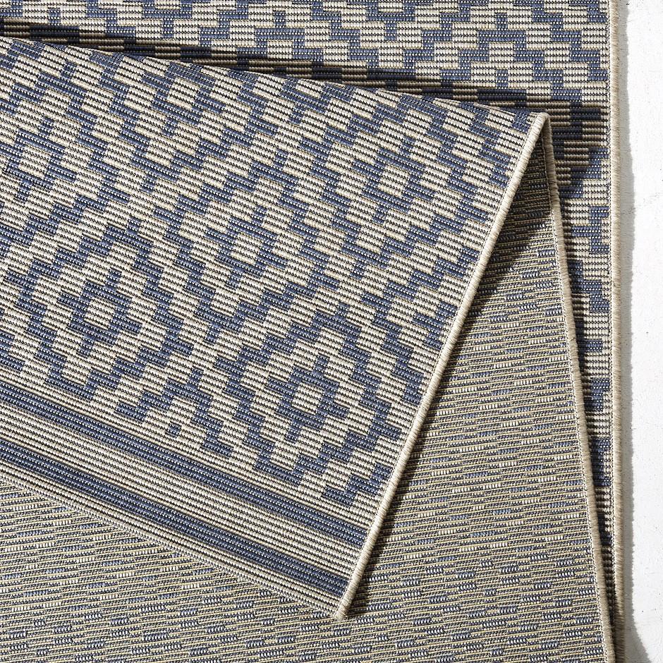 in outdoor design teppich terrasse 160 x 230 cm raute. Black Bedroom Furniture Sets. Home Design Ideas