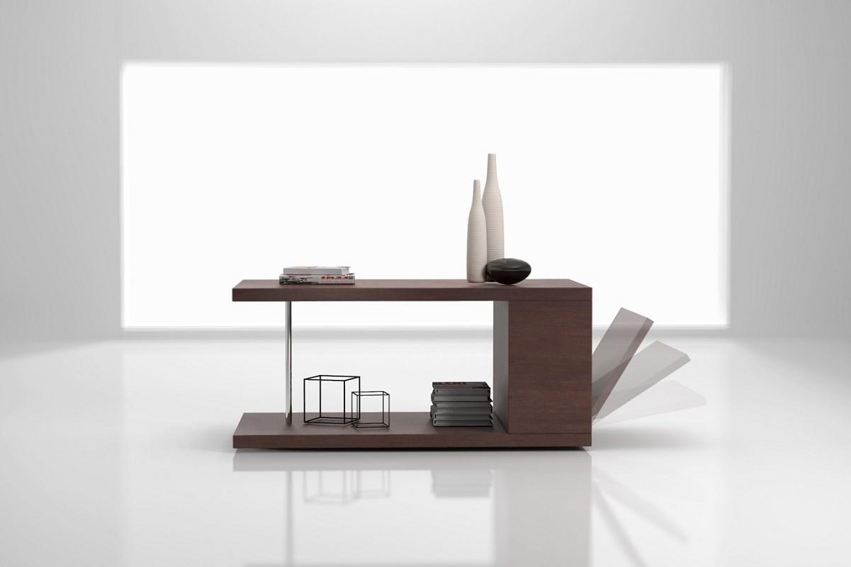 hochwertiger design couchtisch tisch mn 4 walnuss wenge mit ablage couchtische walnuss wenge. Black Bedroom Furniture Sets. Home Design Ideas