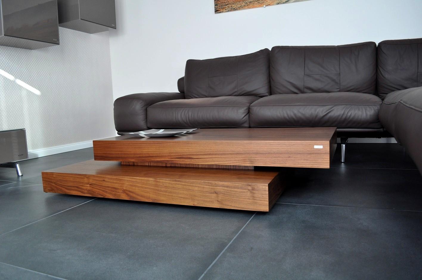 design couchtisch tisch s 60 walnuss nussbaum carl svensson couchtische nussbaum couchtische. Black Bedroom Furniture Sets. Home Design Ideas