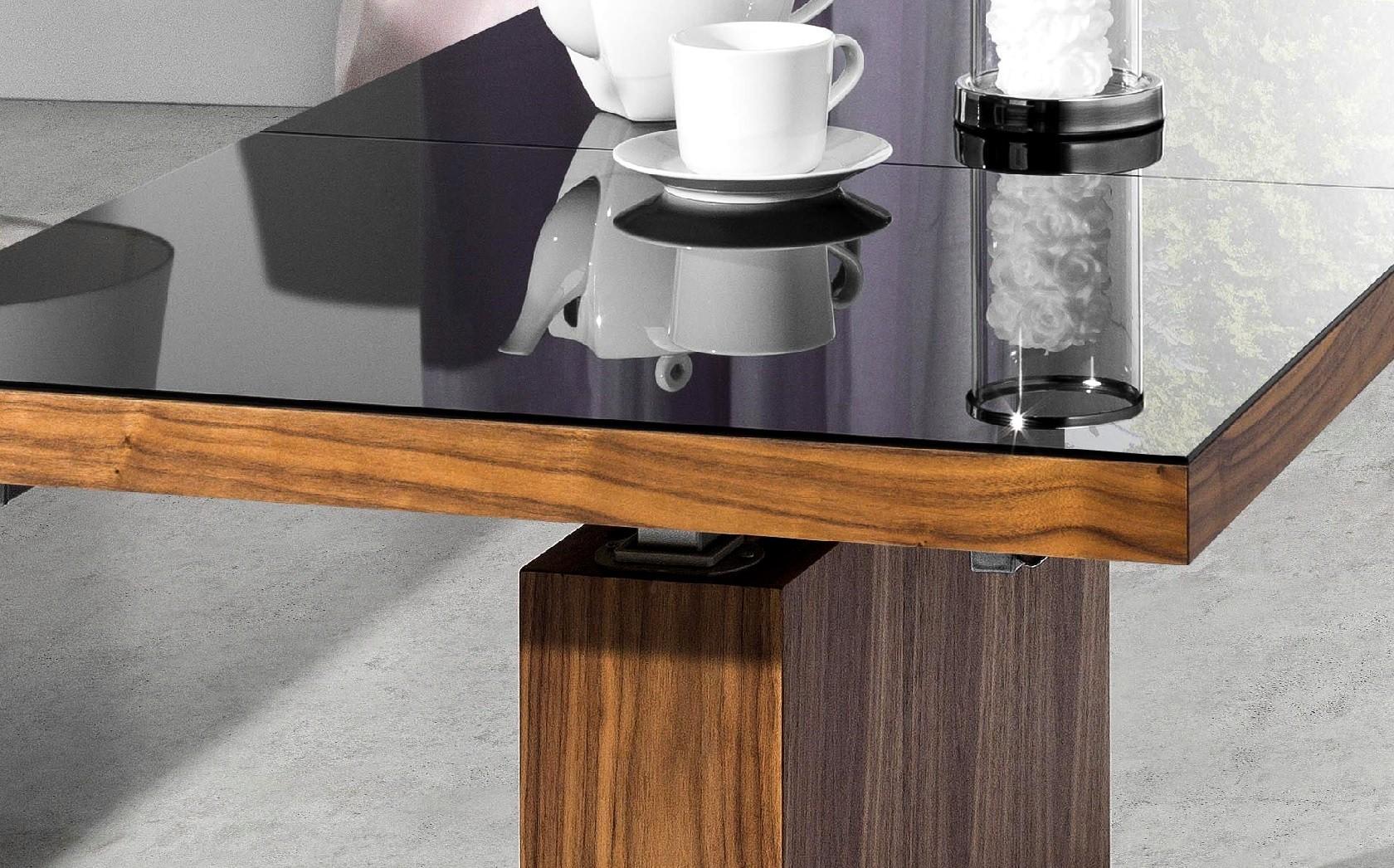 couchtisch h henverstellbar nussbaum kreative ideen ber home design. Black Bedroom Furniture Sets. Home Design Ideas