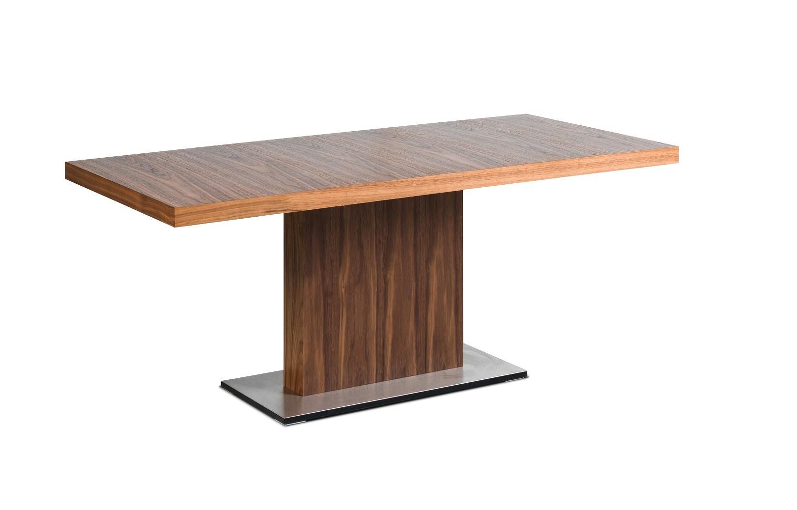 Design couchtisch tisch mn 6 walnuss nussbaum hochwertig for Tisch design