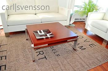 Design couchtisch carl svensson k 222 kirschbaum tisch for Wohnzimmertisch kirschbaum