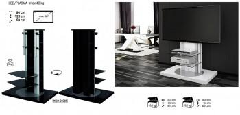 fernsehtisch h 777 wei hochglanz tv schrank tv m bel 360. Black Bedroom Furniture Sets. Home Design Ideas