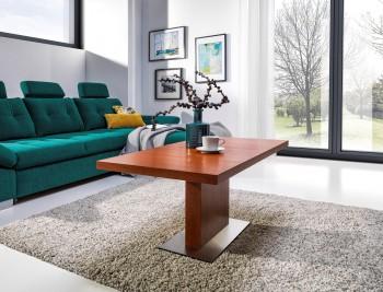 Design couchtisch wohnzimmertisch mn 6 kirschbaum for Wohnzimmertisch kirschbaum